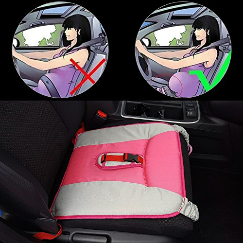 d18694596 Este cinturón es un adaptador que se coloca sobre el asiento del coche