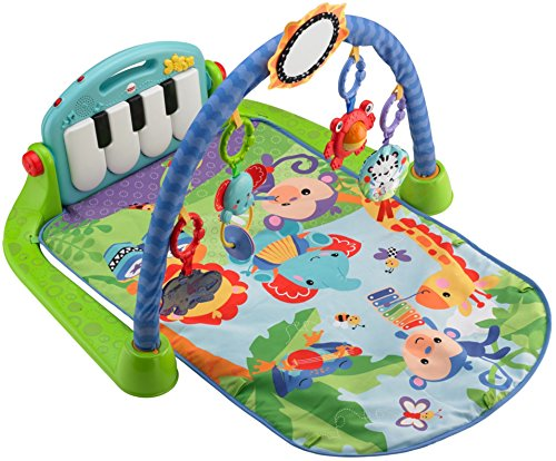 Fisher-Price – Gimnasio piano pataditas