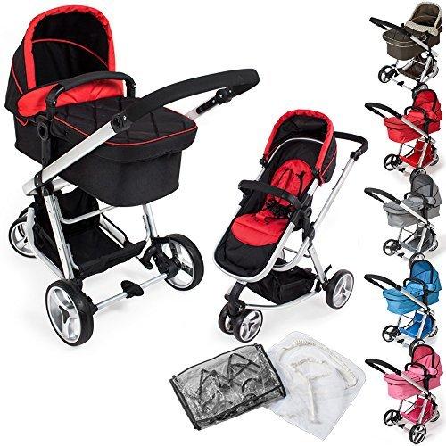 Mejores cochecitos para beb s junio 2018 gu a de compra for Bebe 3 meses silla paseo