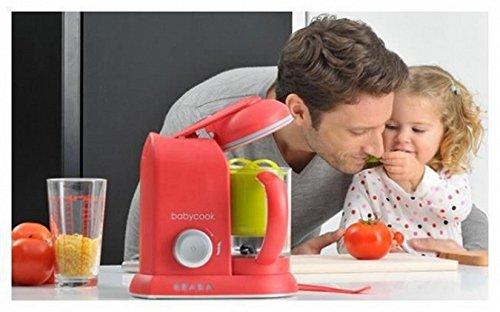 Mejor robot de cocina para beb s junio 2018 comparativa for Cual es el mejor robot de cocina