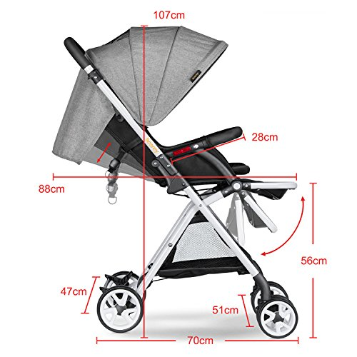 894b24cd1 Desde el trío hasta la sillita de ruedas, pasando por la silla de paseo  ligera, existen numerosas soluciones para llevar al bebé a pie, algunos  modelos ...