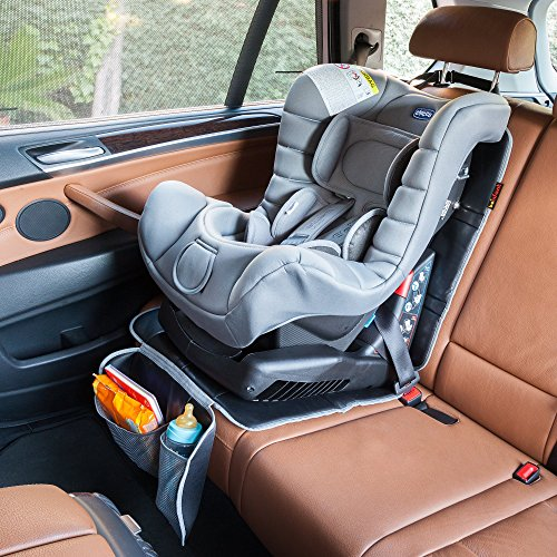 Qué tener en cuenta antes de comprar un protector de asiento de coche para silla de bebé