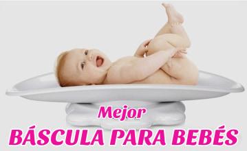 bascula bebe