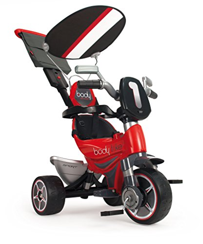 Triciclo Body Sport Injusa