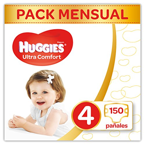 comprar Huggies Ultra Comfort