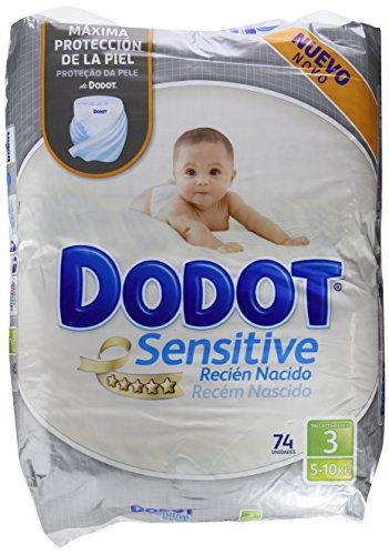 comprar pañales dodot sensitive