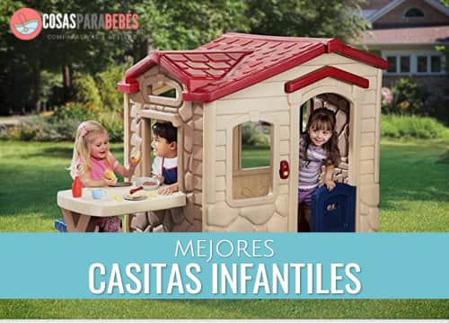 mejores casitas infantiles