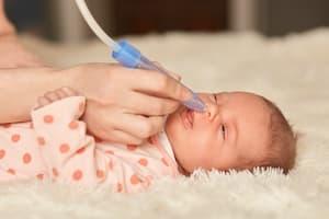 Aspirador Nasal Eléctrico para Niños